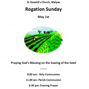 Rogation Sunday 2016