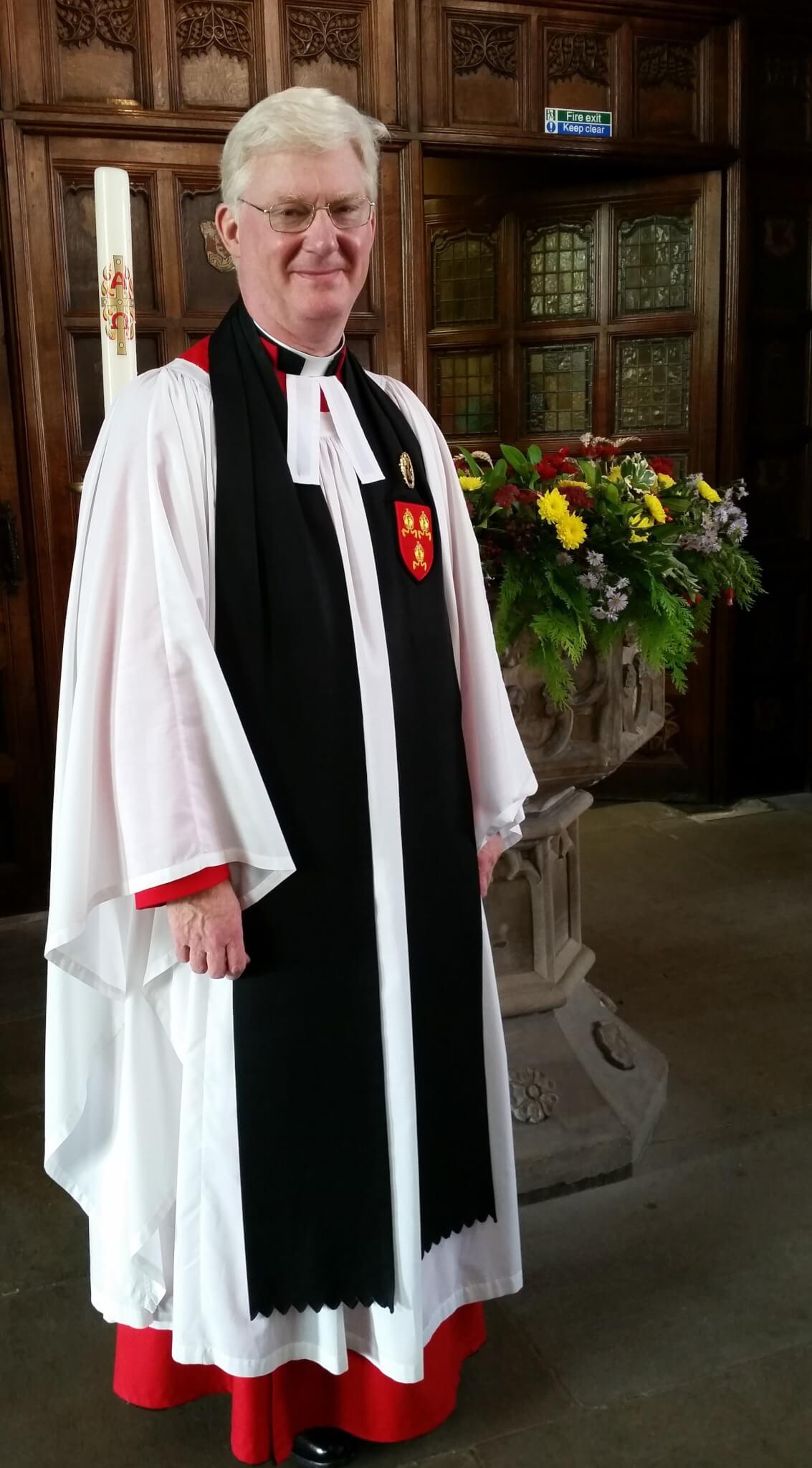 Revd Canon Ian Davenport