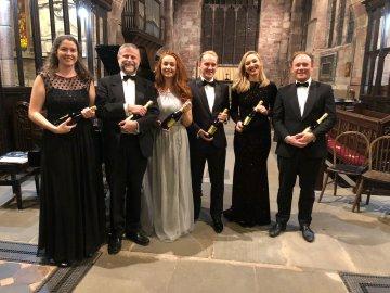 Opera Gala Group photo