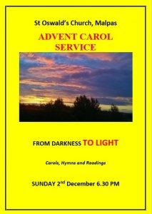 Advent Carol Service 2018